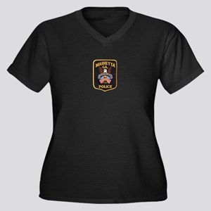 Marietta Police Plus Size T-Shirt