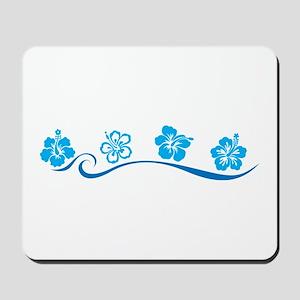 Flower Beach Mousepad