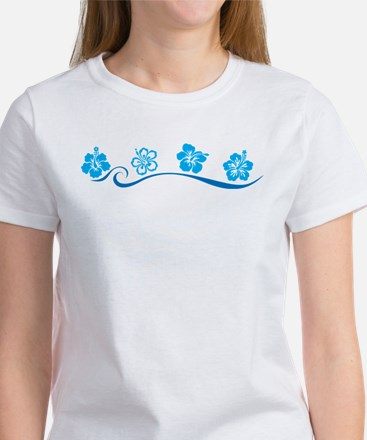 Flower Beach Women's T-Shirt