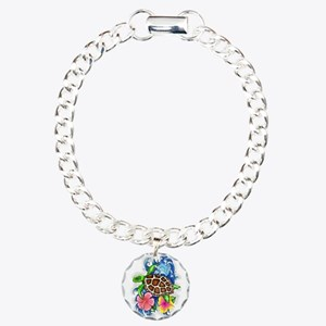 Tropical Sea Turtle Bracelet