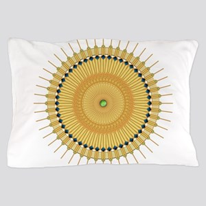 Deco Nouveau Sun Pillow Case