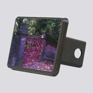 Strawberry Fields Gates Rectangular Hitch Cover