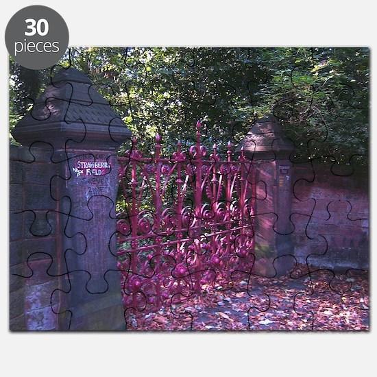 Strawberry Fields Gates Puzzle