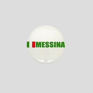 Messina, Italy Mini Button