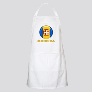 Madeira islands flag Apron