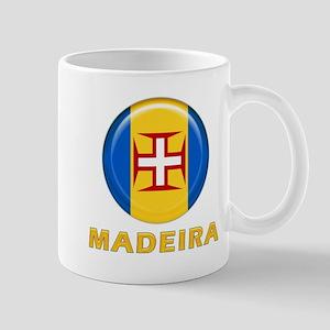 Madeira islands flag Mug