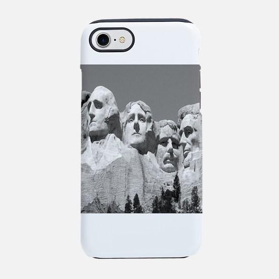 Mount Rushmore iPhone 7 Tough Case