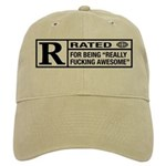 Rated R for being awesome Cap