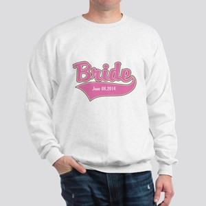 Bride Personalized Sweatshirt
