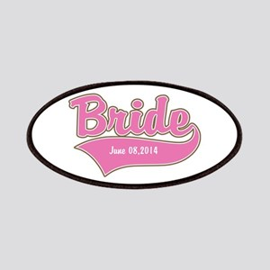 Bride Personalized Patches