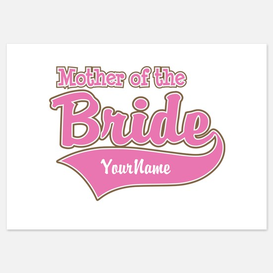 Mother of the Bride 5x7 Flat Cards