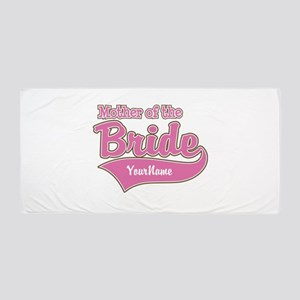 Mother of the Bride Beach Towel