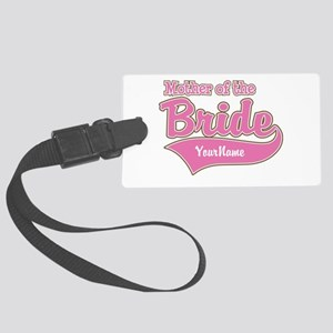 Mother of the Bride Large Luggage Tag