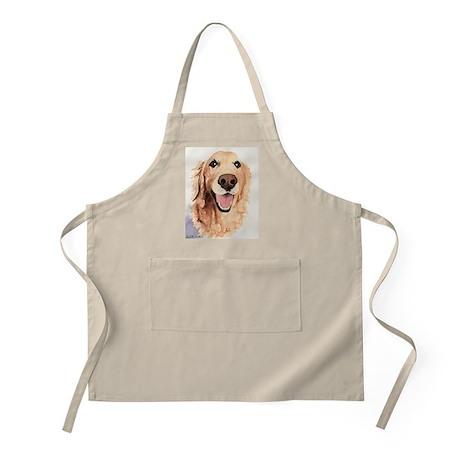 Golden Retriever Merchandise BBQ Apron