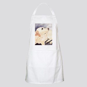 Yellow Lab #1 Items BBQ Apron
