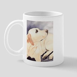 Yellow Lab #1 Items Mug