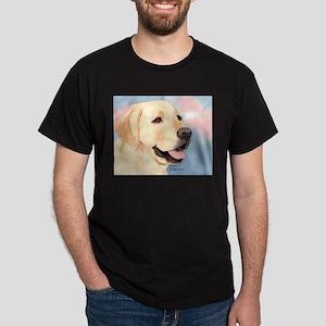 Yellow Lab #2 Merchandise! Dark T-Shirt