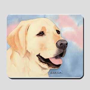 Yellow Lab #2 Merchandise! Mousepad