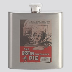 The Brain That Wouldnt Die Flask