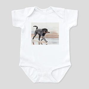 Black Lab #2 Merchandise! Infant Bodysuit