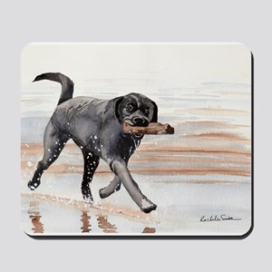 Black Lab #2 Merchandise! Mousepad