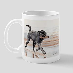 Black Lab #2 Merchandise! Mug