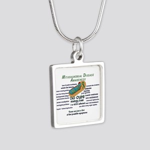 Mito Awarness Facts Necklaces