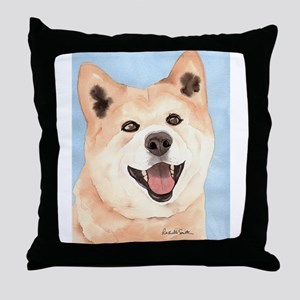 Shiba Inu Stuff! Throw Pillow
