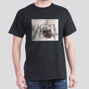 Miniature Schnauzer Stuff! Dark T-Shirt