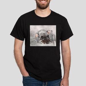 Miniature Schnauzer Stuff! Dark T-Shirt
