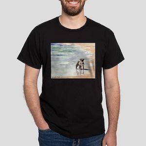 Miniature Schnauzer Merchandi Dark T-Shirt