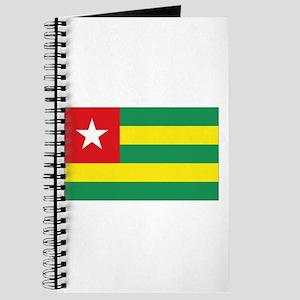 flag Togo Journal