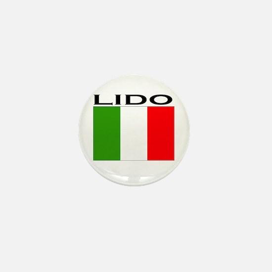 Lido, Italy Mini Button