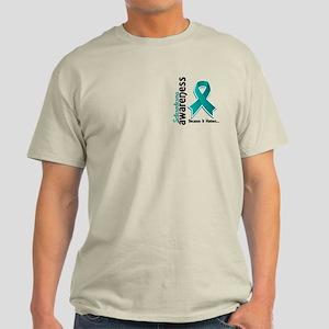 Scleroderma Awareness 5 Light T-Shirt