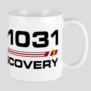 USS Discovery - Updated Mugs