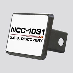 USS Discovery - Updated Rectangular Hitch Cover
