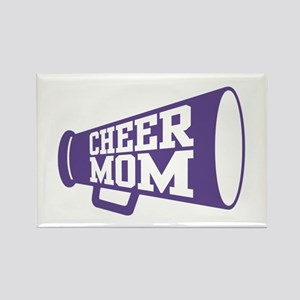 Cheer Mom Rectangle Magnet