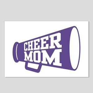 Cheer Mom Postcards (Package of 8)
