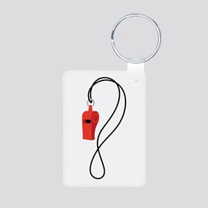 Whistle Keychains