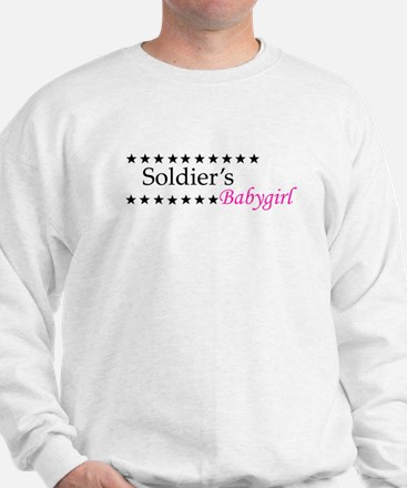 Cool Soldiers sweetheart Sweatshirt