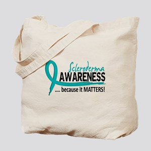 Scleroderma Awareness 2 Tote Bag