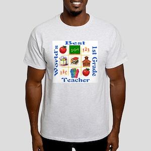 1st grade Light T-Shirt