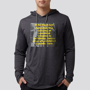 Idaho Dumb Law #8 Long Sleeve T-Shirt