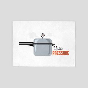 Under Pressure 5'x7'Area Rug