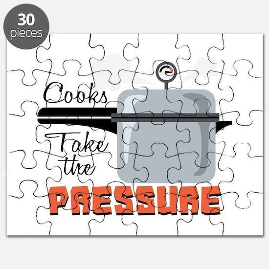 Cooks Take The Pressure Puzzle