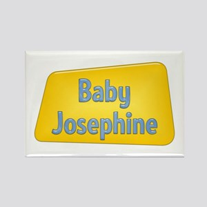 Baby Josephine Rectangle Magnet