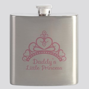 Daddys Little Princess, Elegant Tiara Flask