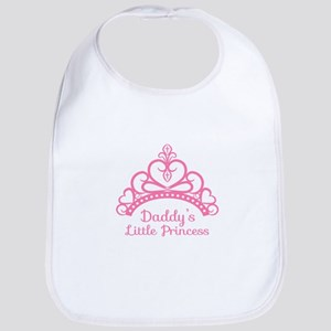 Daddys Little Princess, Elegant Tiara Bib