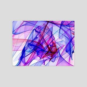 Flame Art ABBY 5'x7'Area Rug
