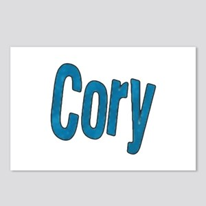 Cory Name Postcards (Package of 8)